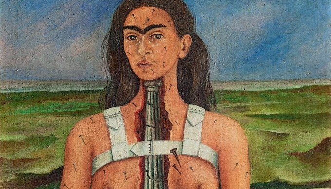 Frida Kahlo y La Catrina. México y su amor a la artista.