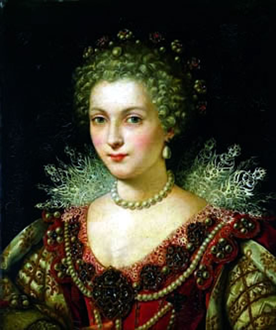 Galería Virtual. Sofonisba Anguissola y Lavinia Fontana.