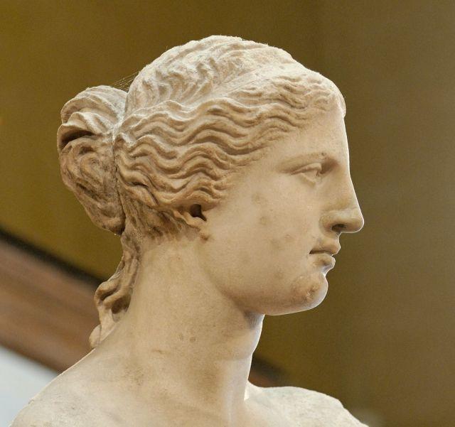 Venus de Milo. El ideal de belleza de la diosa del amor