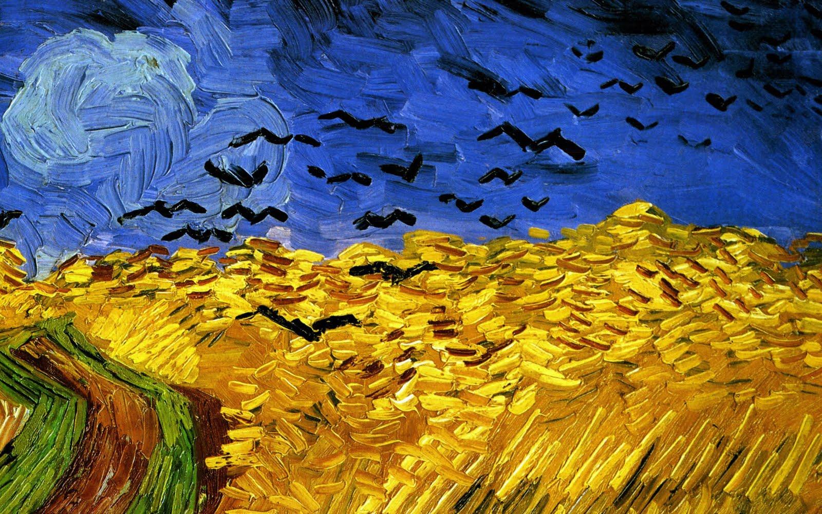 La expresión en el arte a través de obras maestras.