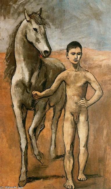 Picasso, del azul al rosa. La evolución hacia el cubismo