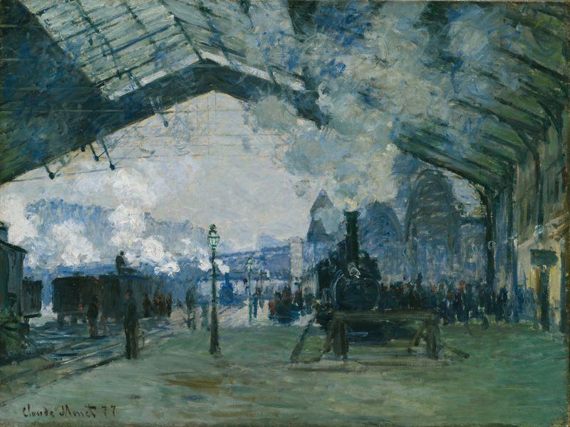 Claude Monet y la luz. Una relación pasional muy especial.