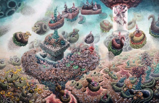 10 artistas contemporáneos del panorama mas vanguardista del arte.
