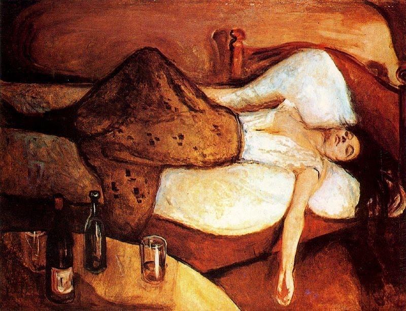 El grito de Edvard Munch. Emociones a flor de piel.