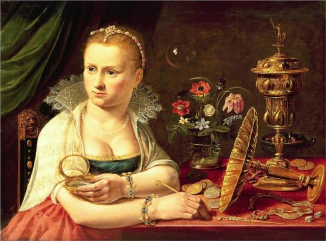 Mujeres artistas. 10 Estrellas fugaces de la historia del arte.
