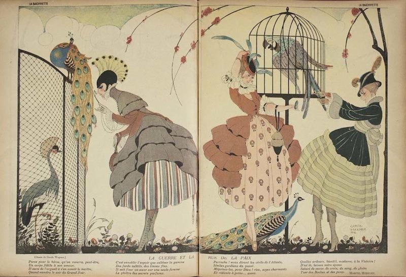 Gerda Wegener. La artista danesa que retrató a las mujeres.