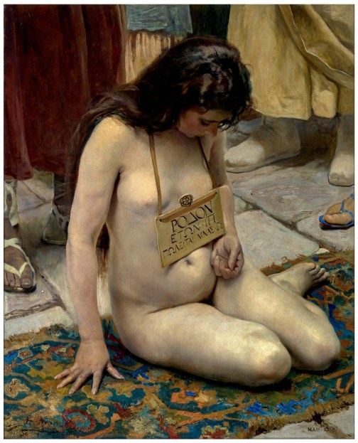 Invitadas. Un sorprendente viaje por la evolución del machismo en el arte.