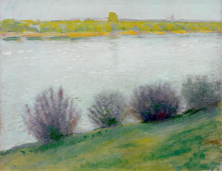 August Macke en el lago azul. Un viaje a la vanguardia.