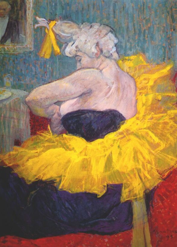 Tolouse Lautrec, cronista de la marginalidad social.