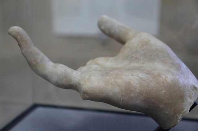 Victoria de Samotracia. El icono alado del arte griego.