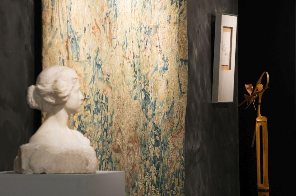Exposiciones: como vemos y sentimos una exposición de arte.
