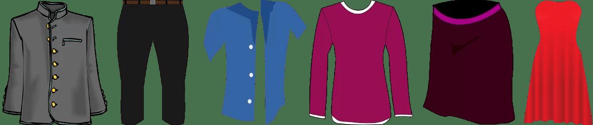 ropa a medida