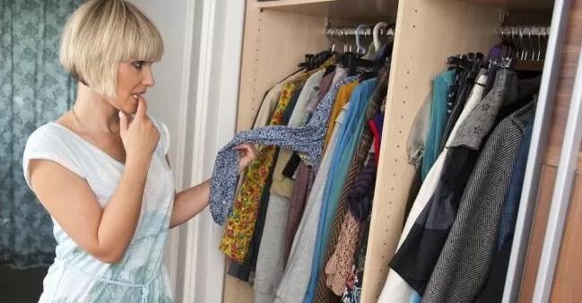 guardar ropa