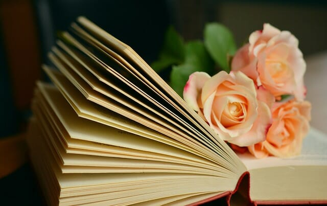 Ferias del Libro en Andalucía: libro en flor