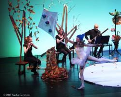 El jardín musical (Teatro Municipal de Arahal)
