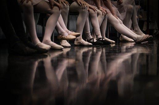 Zapatillas de ballet (teatro, danza, ballet y flamenco)