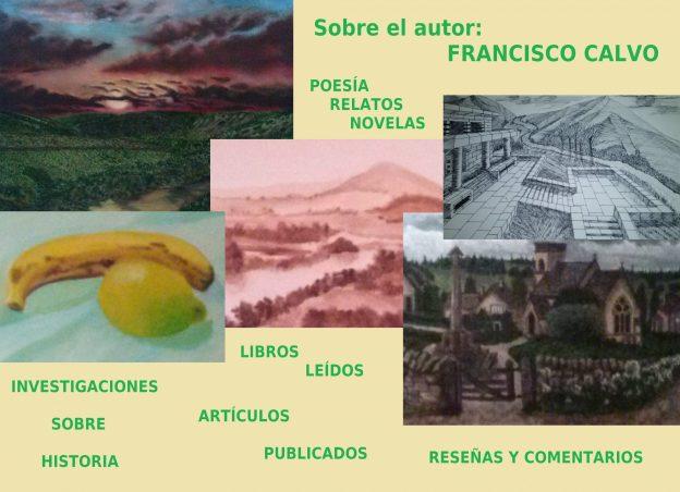 Sobre el autor: Francisco Calvo