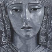 Dolorosa pintada por Reys Perú