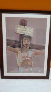 Cristo Crucificado - Reys Perú