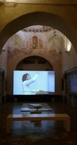 Capilla de la Magdalena del Monasterio de Santa María de las Cuevas de Sevilla con producción audiovisual del CAAC