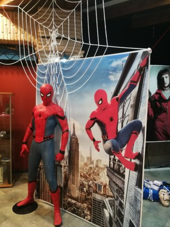 Spiderman. Figura Museo Fanatic
