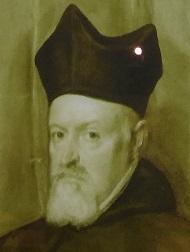 Fernando de Valdés (Fuente: panel expositivo del Castillo de San Jorge)