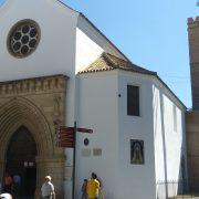Iglesia de Santa Catalina - Rutas para pasear por Sevilla. Arte y cultura en la Bética