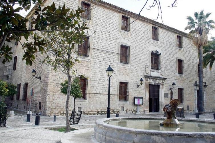 Centro Cultural Baños Árabes y Palacio de Villardompardo. Exposiciones en Jaén