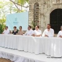 Presentan el programa de Mérida Capital Americana de la Cultura 2017