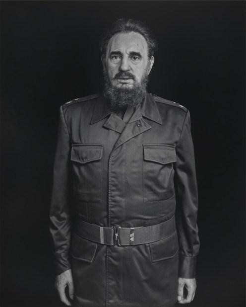 Fidel Castro Hiroshi Sugimoto