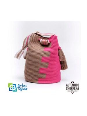 Arte y Tejido, Mochila Braque, Chorrera, Mochila, Tejida, Knitted, Crochet, Natural Fibers, Algodón, Cotton, Fibras Naturales, Bag, Braque