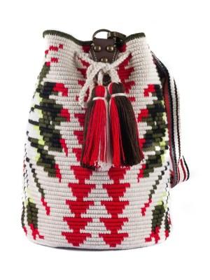 Arte y Tejido, Mochila Indigo, Chorrera, Mochila, Tejida, Knitted, Crochet, Natural Fibers, Algodón, Cotton, Fibras Naturales, Bag, Indigo