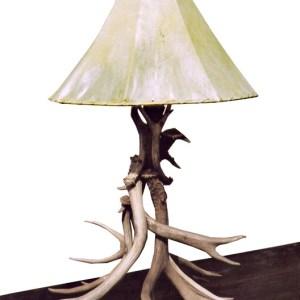customer lighting, antler lamp, theme lighting
