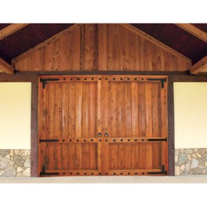 Garage Carriage Door - Custom Carriage Doors