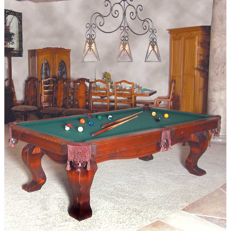 Pool Table Hand Crafted Pool Table