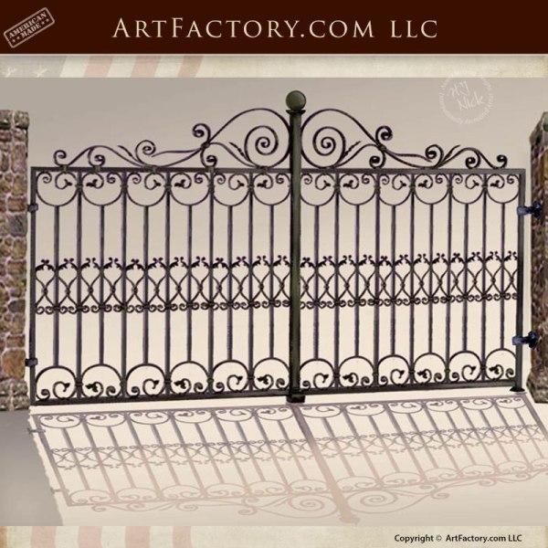 Gates - Wrought Iron