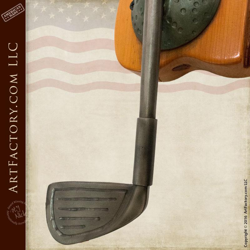 golf club door pull