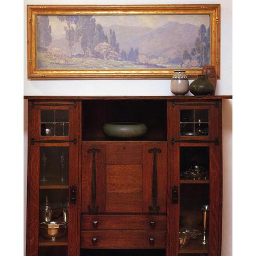 Kitchen Cabinet Craftsman Display Cabinet