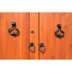 Door Pulls and Knockers in a Castel del Monte Style