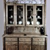 China Cabinet Hutch With Wine Rack