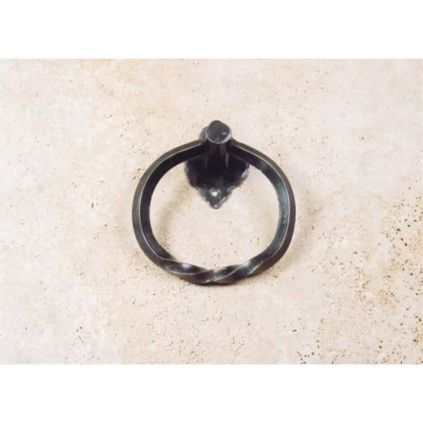 Ring Door Pull Chateau de Mauvezin Style