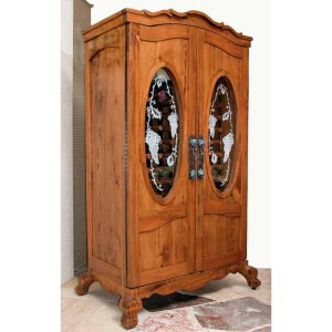 Wine Cabinet French Wine Display Cabinet