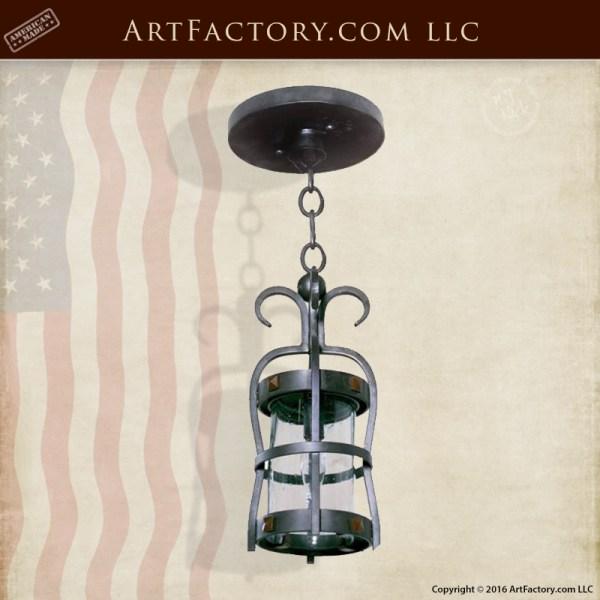 Wrought Iron Pendant Lighting