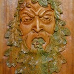 colorized carving
