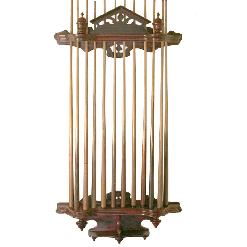 Cue Rack Designs From The Historical Record