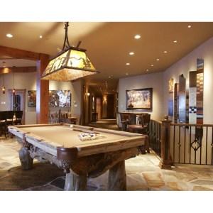 Custom Pool Table Luxury Cabin Pool Tables