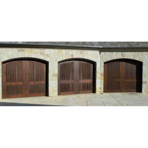 Garage Doors Solid Timber Thermal 2 1/4 Thick