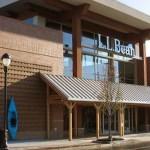 Door Pull - Lighthouse - L L Bean Main Store Entrance