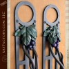 grapevine door pull