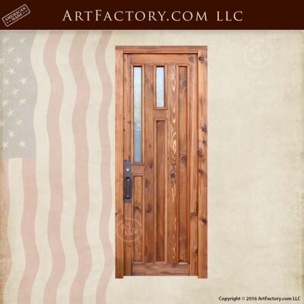 contemporary design entry door